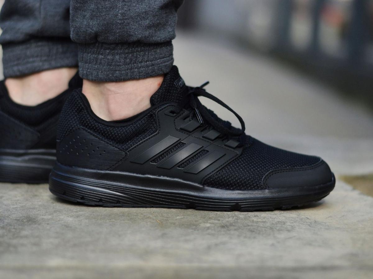 Détails sur Adidas Galaxy 4 F36171 Chaussures Hommes